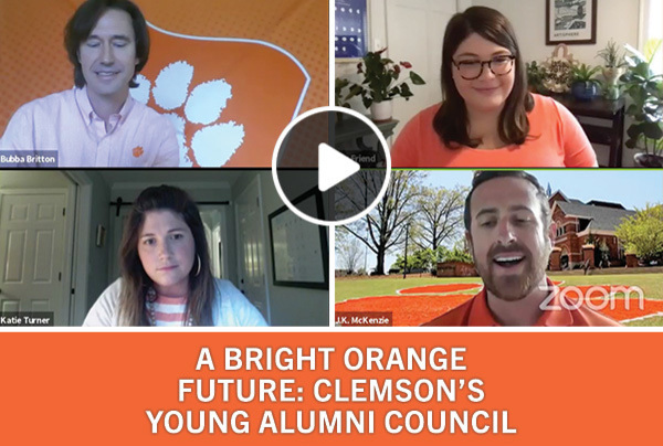 A Bright Orange Future: Clemson's Young Alumni Council