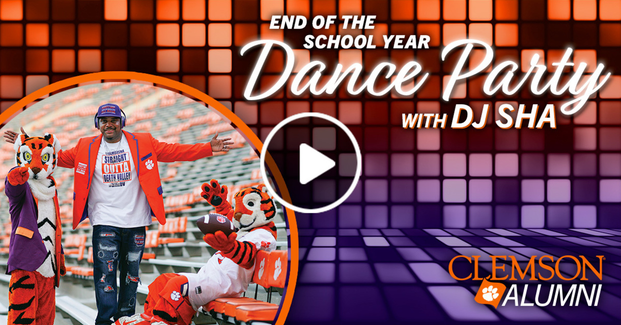 End of the School Year Dance Party with DJ Sha May 22, 2020 8-9 pm Est Giveaways