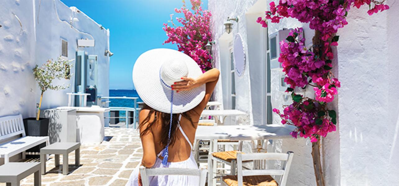 Celstyal Cyclades Islands of Greece