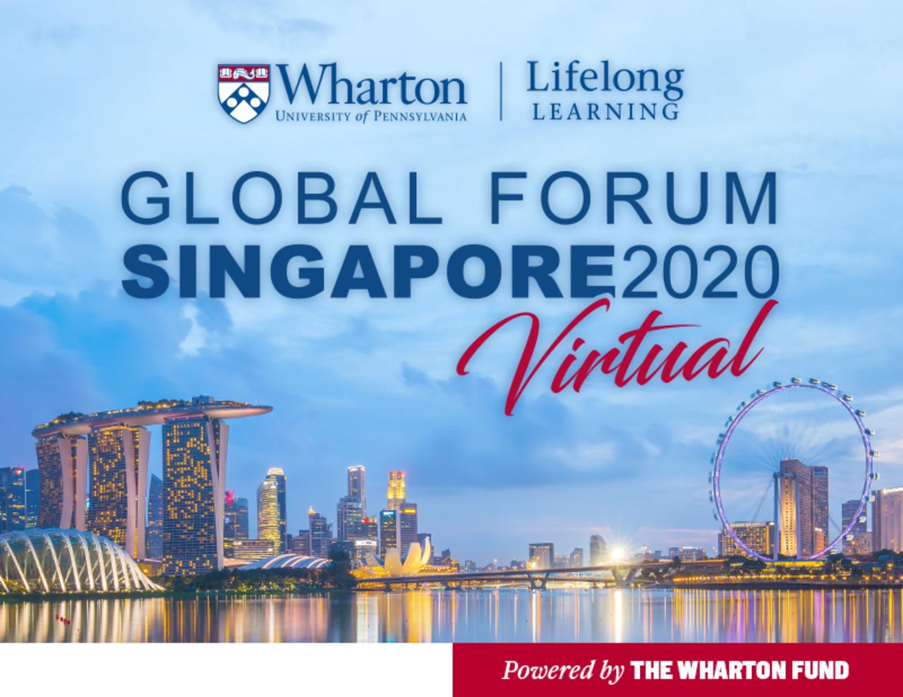 Global Forum Singapore Virtual