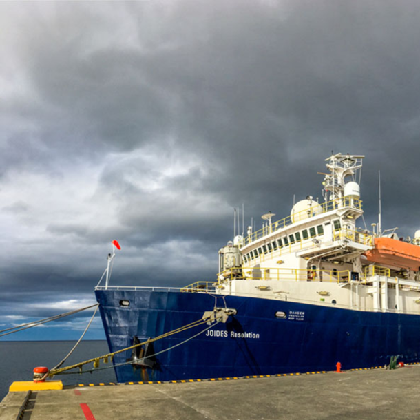 IODP Travel Team Honored With Texas A&M President's Meritorious Service Award