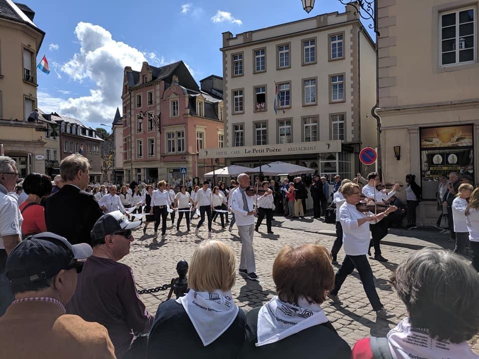 Echternach Procession 2019