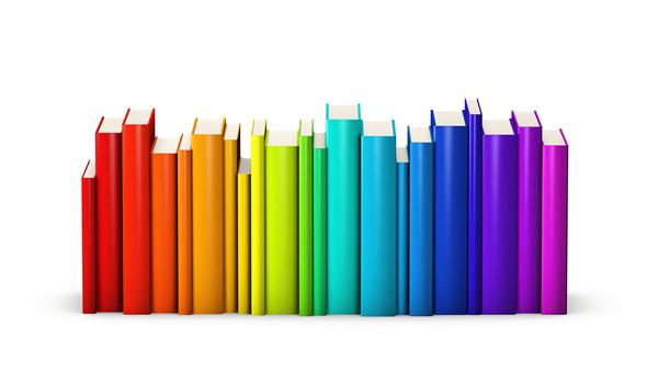 Rainbow books