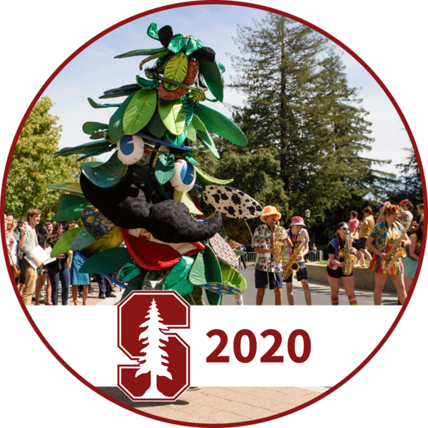 Stanford Tree mascot