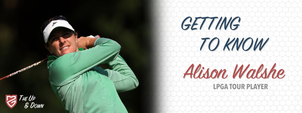 Getting To Know Alisone Walshe