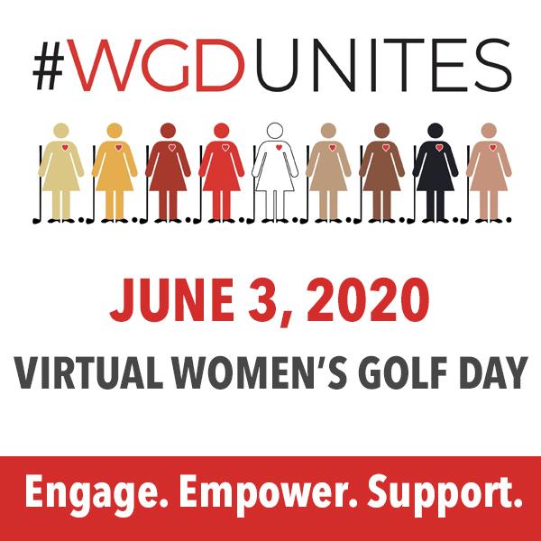Virtual Women's Golf Day