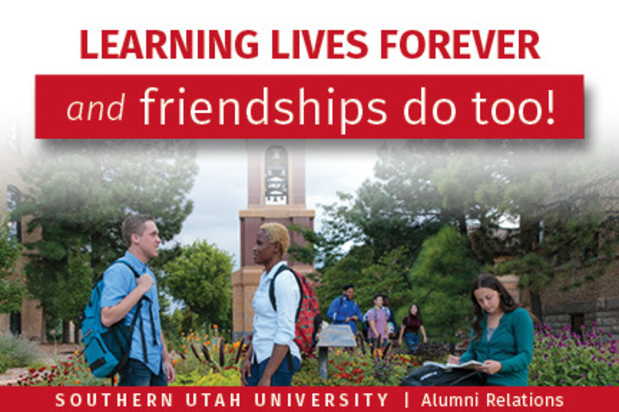Learning Lives Forever and Friendships do too