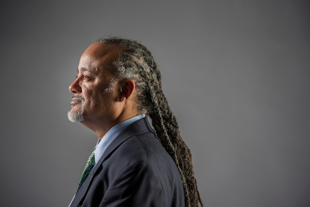 Photo of Eric Love, director of staff diversity and inclusion at the University of Notre Dame