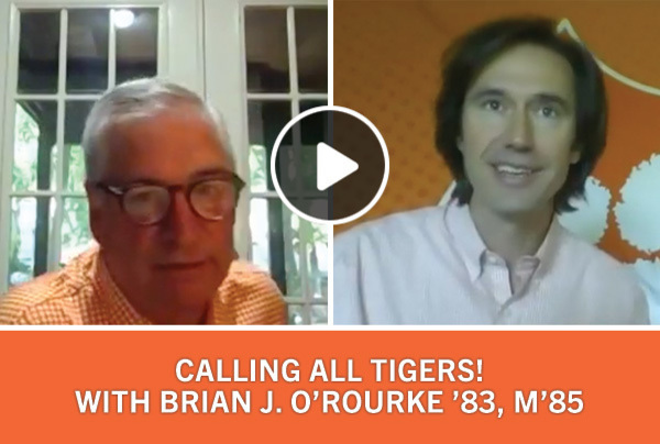 Calling All Tgiers! With Brian J. O'Rourke '83, M'85