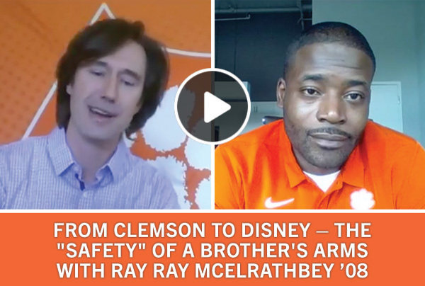 From Clemson to Disney - The
