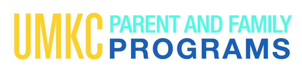 UMKC Parent and Family Programs Logo
