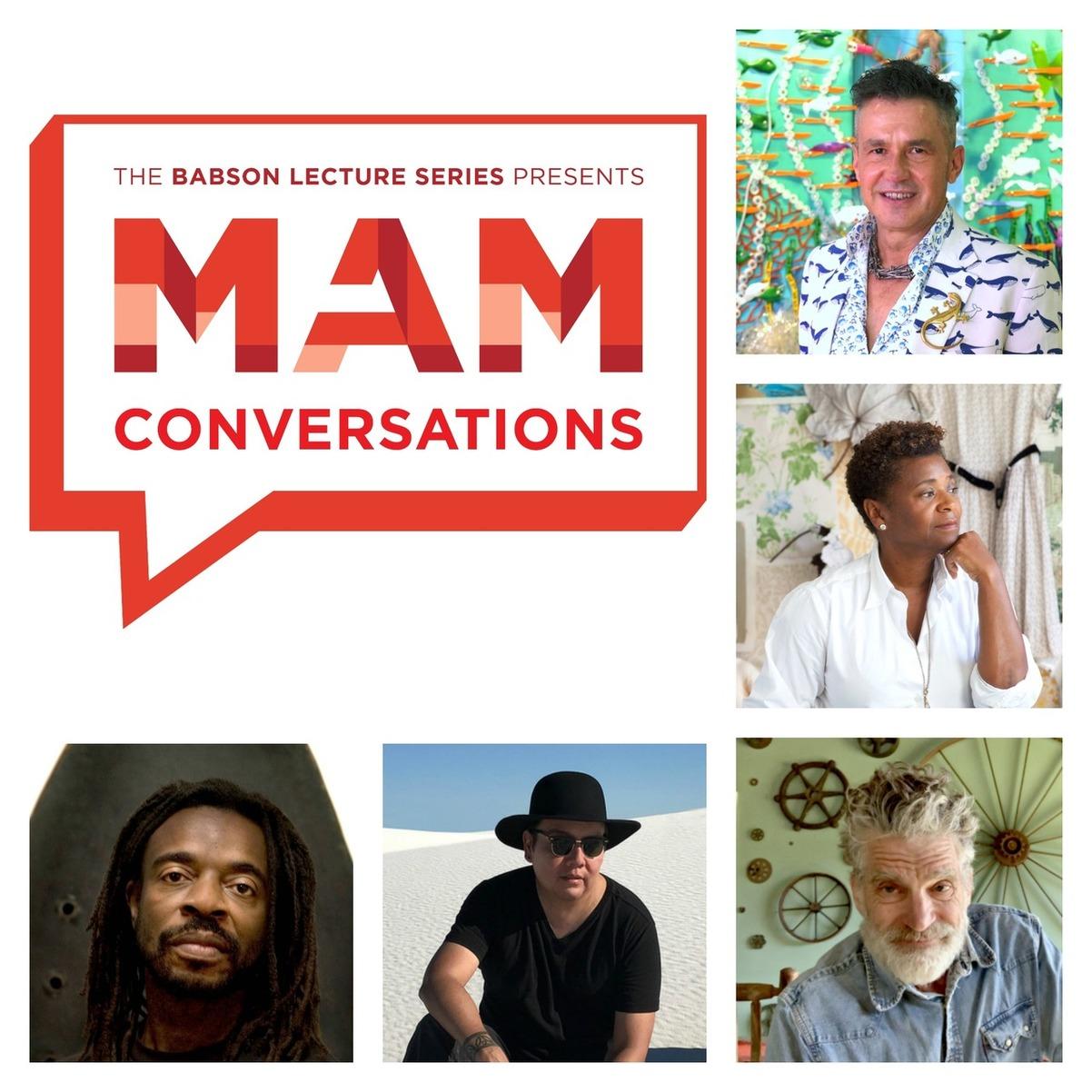 MAM Conversations series