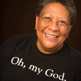 Picture - Poet Laureate Marilyn Nelson