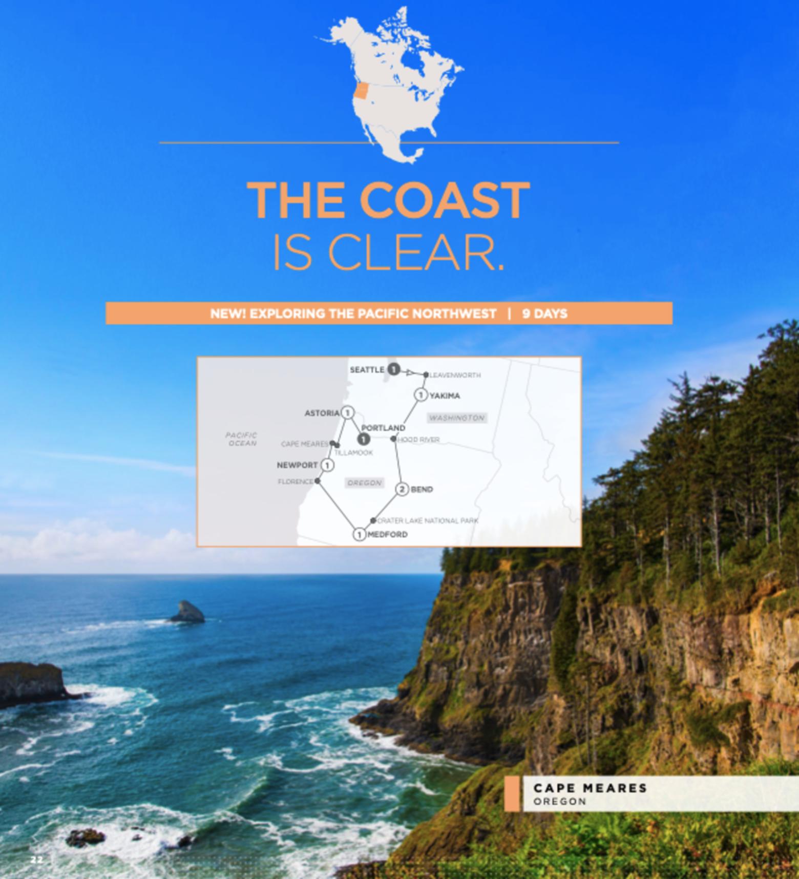 Exploring the Pacific Northwest