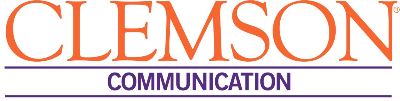 Clemson Department of Communication logo