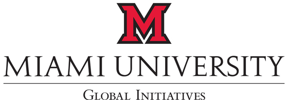 Miami University Global Initiatives logo