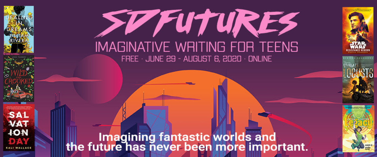 SD Futures: Imaginative Writing for Teens