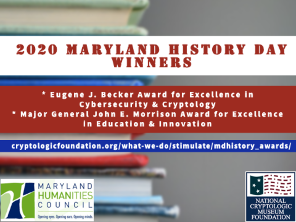 MD History Day 2020