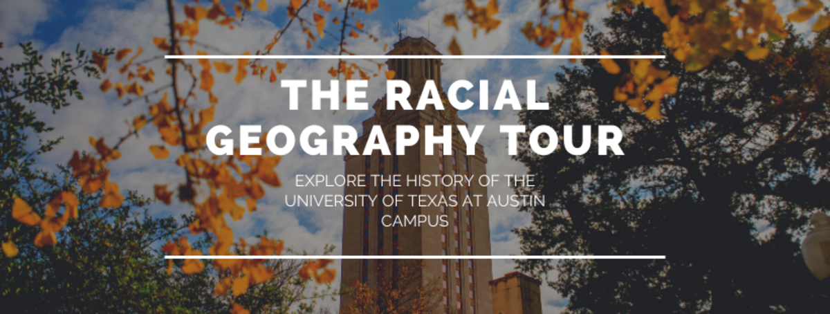 The Racial Geography Tour