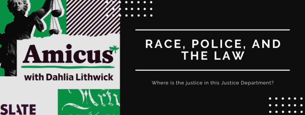 Race, Police, and the Law - Podcast