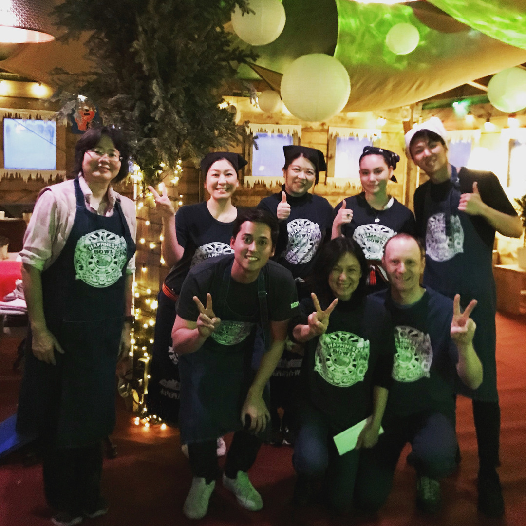 MANZOKU Ramen Event Team