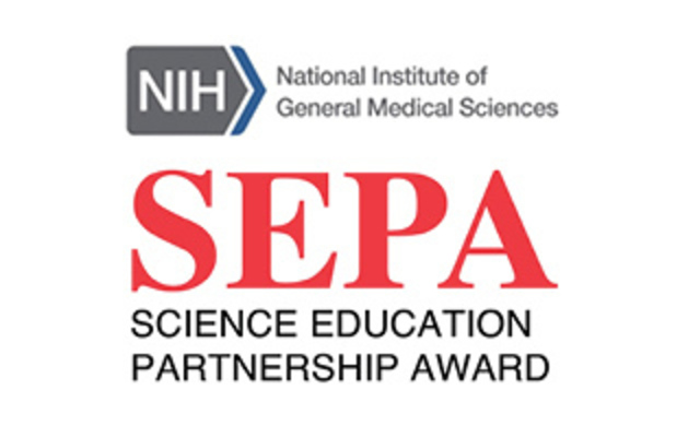 National Institute of General Medical Sciences + Science Education Partnership Award (SEPA)