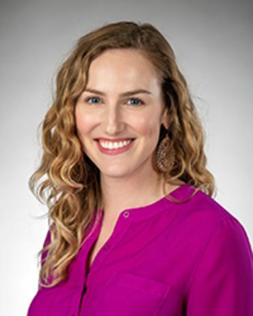 Chloe McCotter, digital news program manager in Media Relations