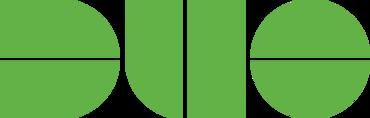 Green DUO logo