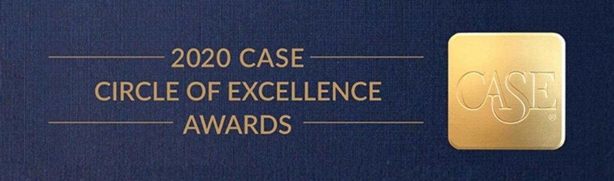 CASE Circle of Excellence award logo