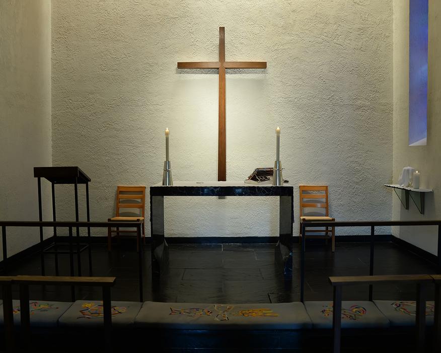 The Chapel of Saint Jude