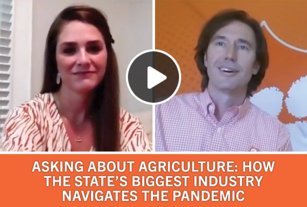 Asking About Agriculture: How the state's biggest industry navigates the pandemic