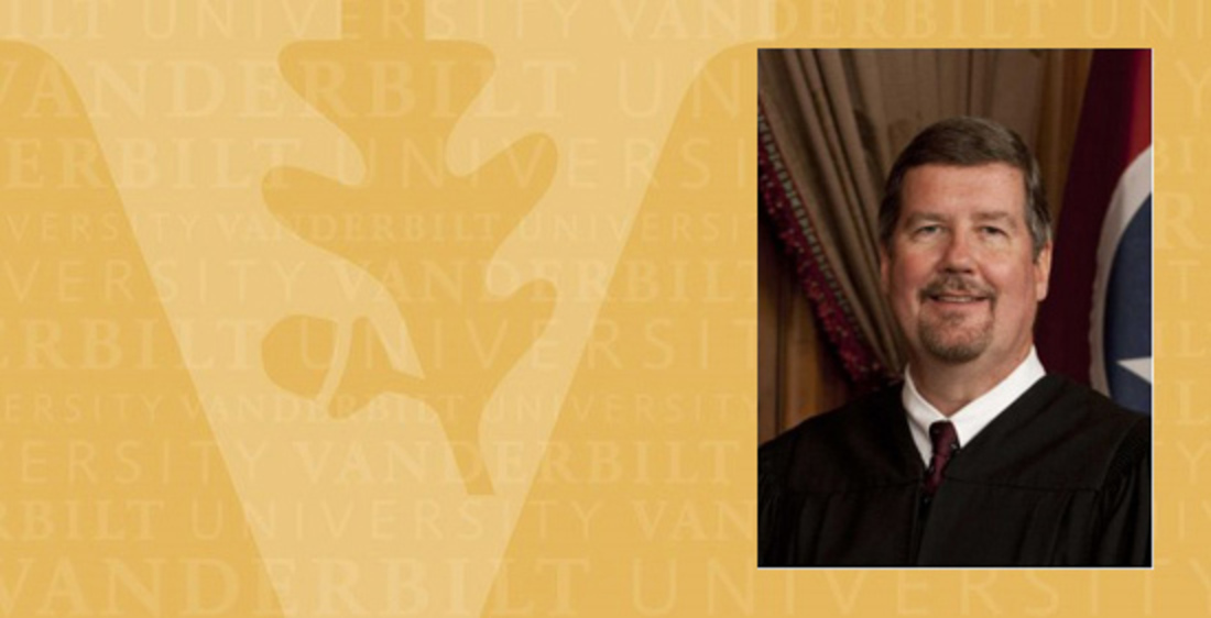 Tennessee Supreme Court Chief Justice Jeffrey Bivins '86 receives TBA's 2020 Frank F. Drowota III Award