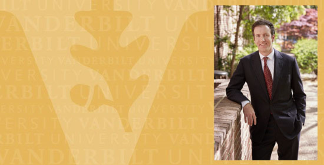 Financial regulation expert Morgan Ricks selected for the 2020 cohort of Vanderbilt Chancellor Faculty Fellows