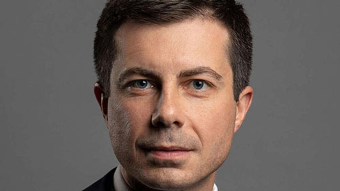 Photo of Pete Buttigieg, former Mayor of South Bend and presidential candidate.