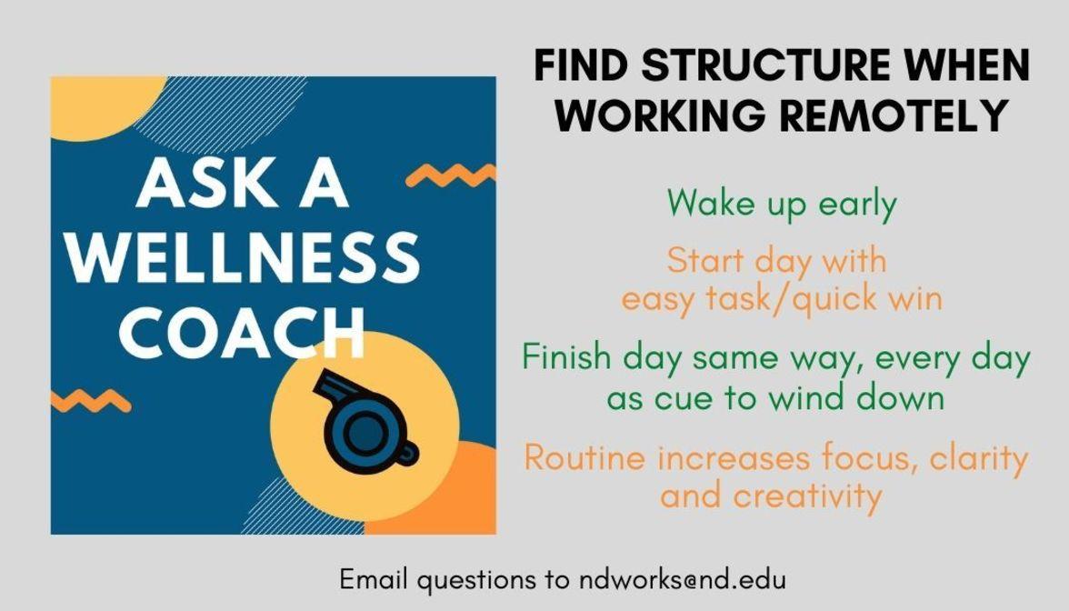 Email ndworks@nd.edu