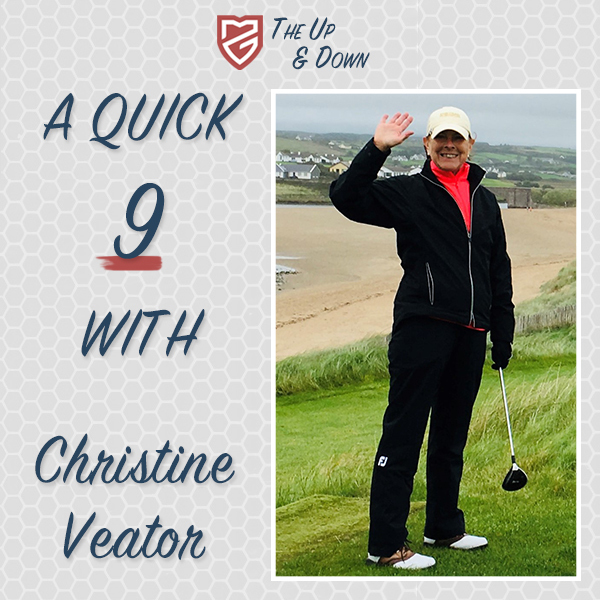 Quick 9 with Christine Veator