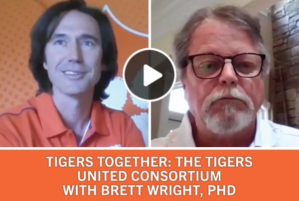 Tigers Together: The Tigers United Consortium with Brett Write PhD