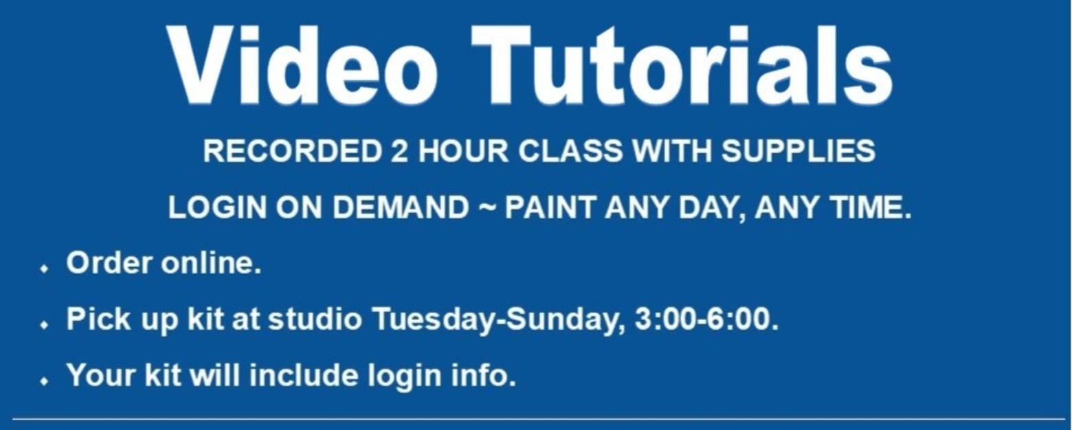 Video tutorial s