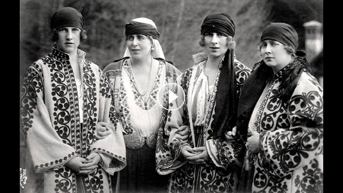 A Particular Beauty: Romanian Folk Clothing video link