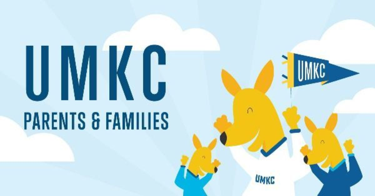 UMKC Parent and Family Programs Header
