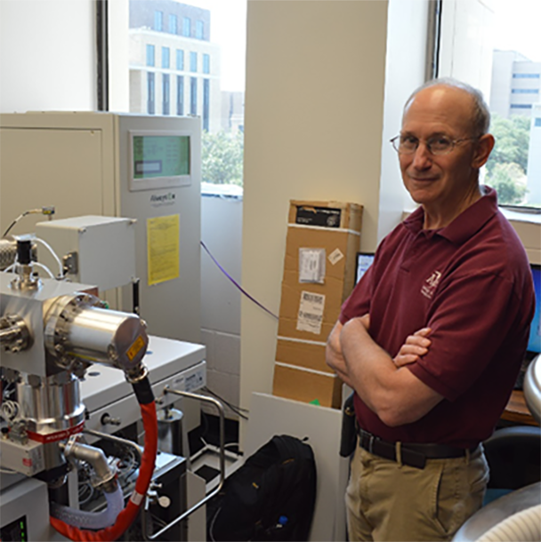 Grossman Leading NSF-Funded Study Of Clumped Isotopes In Carbonate Minerals