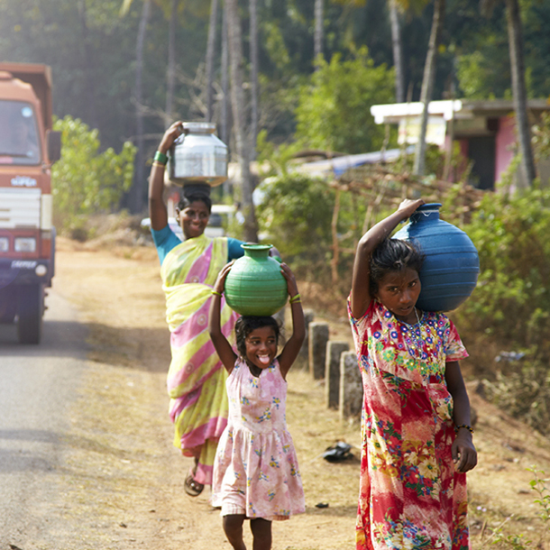 Water-Insecurity Increases COVID-19 Risks