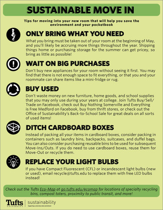Sustainable Move in Tips