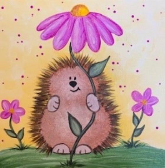 Heavenly Hedgehog