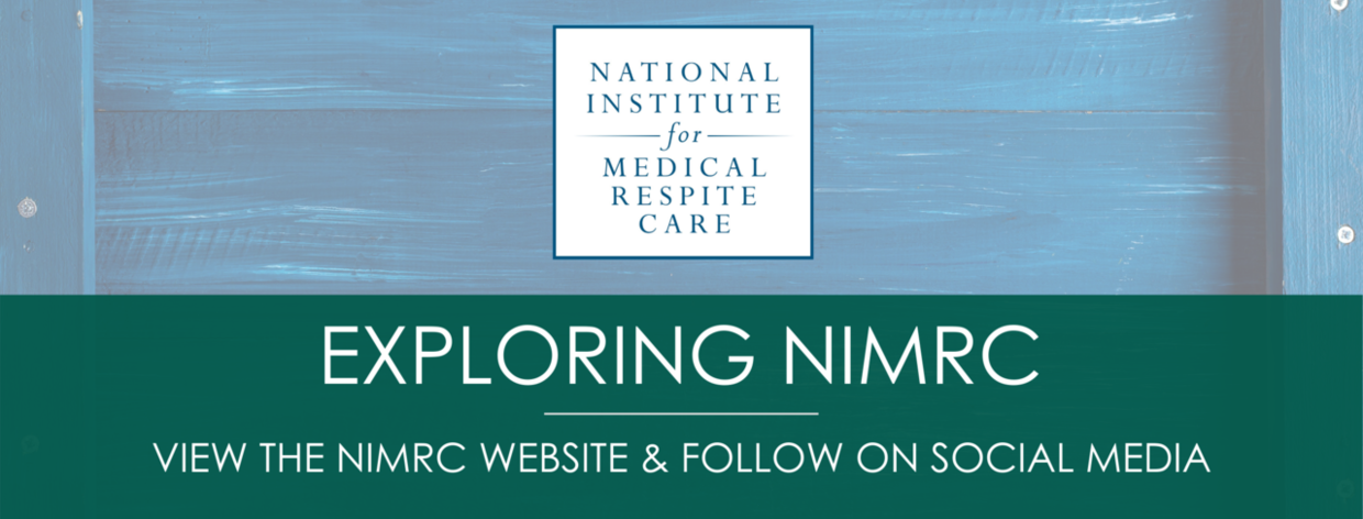 The National Institute for Medical Respite Care