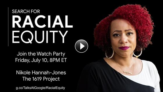 The Search for Racial Equity | The 1619 Project | Nikole Hannah-Jones & Dr. Kamau Bobb