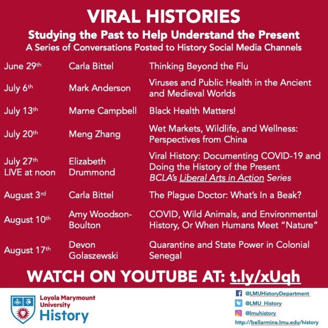 Viral Histories