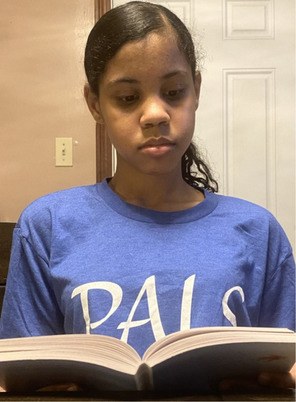 PALS 7 Student reading