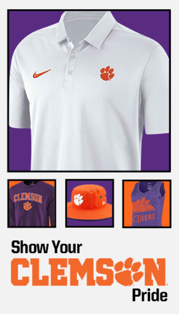 Show Your Clemson Pride