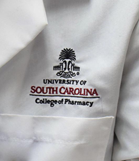 UofSC College of Pharmacy White Coat